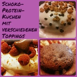 Rezept Schokoladencreme Protein Kuchen