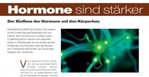 Hormone sind staerker
