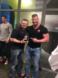 Andreas Scholz und Markus Schierloh