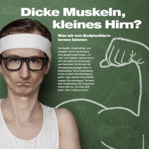 bodyLIFE Dicke Muskeln