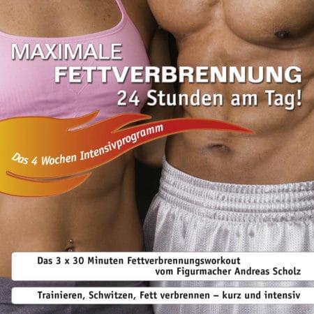 Maximale Fettverbrennungung - 4 Wochen Programm