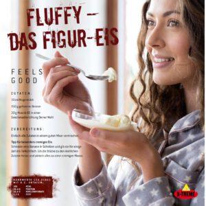Fluffy - Das Figur-Eis
