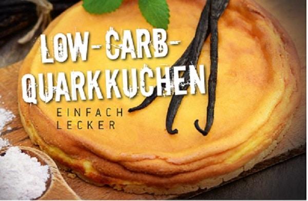 Rezept Low Carb Quark Kuchen Andreas Scholz