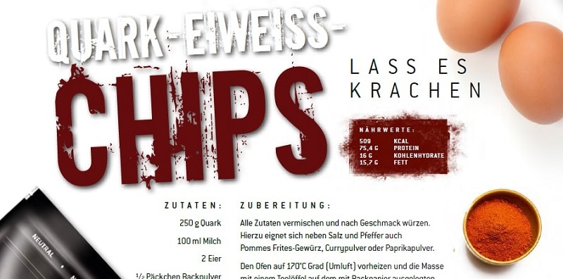 Rezept: Quark-Eiweiß-Chips – Andreas Scholz
